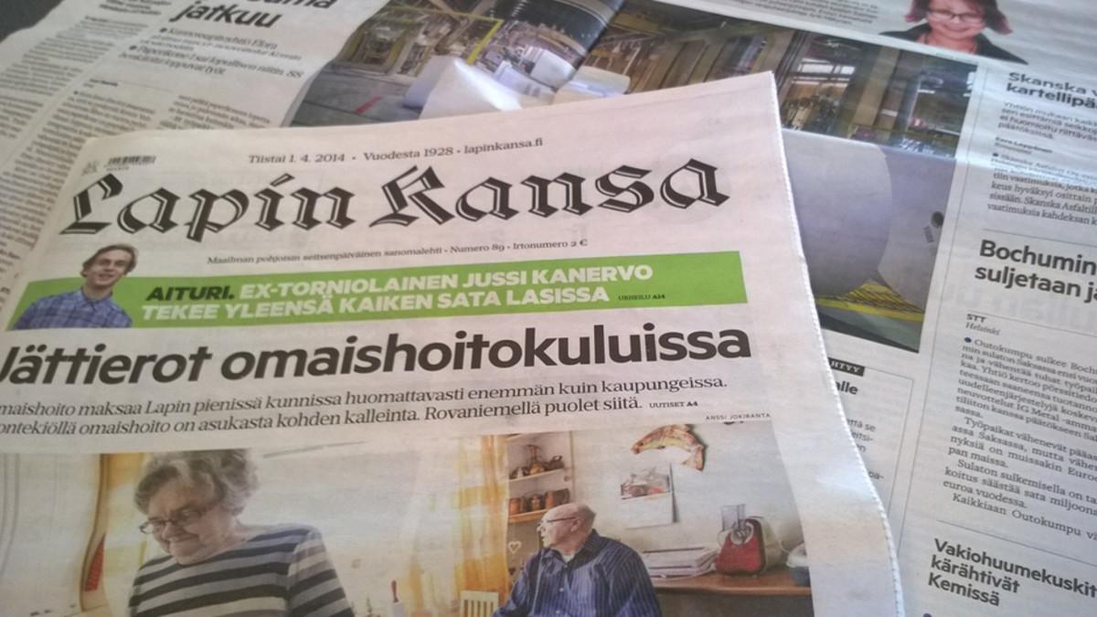 Lapinkansa Uutiset