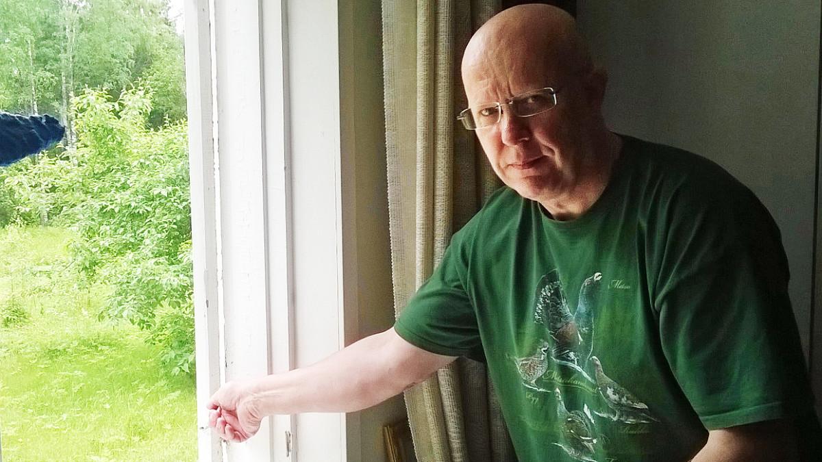 Kirkkoherra Olavi Virtanen