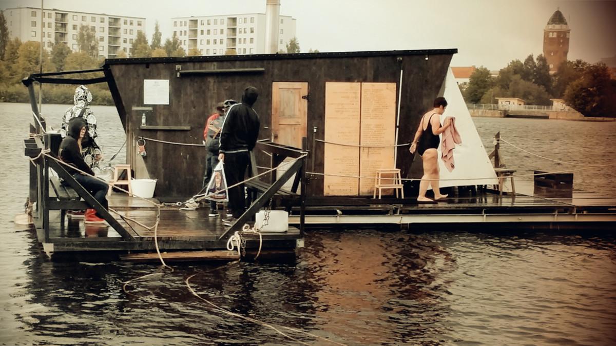 saunassa naisten kanssa Kalajoki