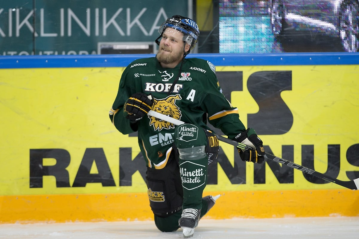 Antti Tyrväisen pelikielto pysyy voimassa   Yle Urheilu   yle.fi