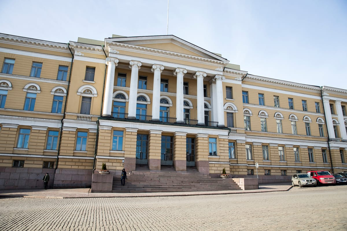Outlook Helsingin Yliopisto