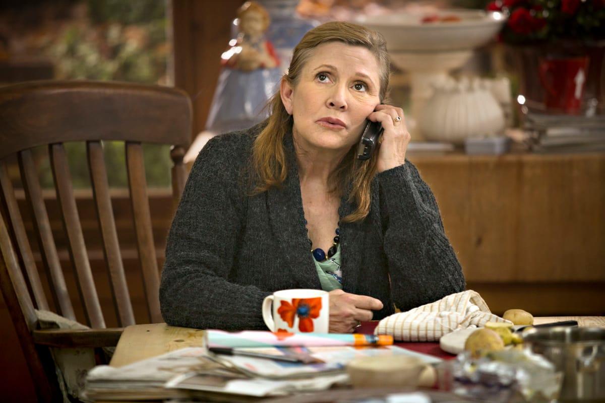 Carrie Fisher, viimeinen Skam ja jäähyväiset Doctor Wholle – Bongaa vuoden parhaat ...