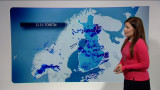 Video: Sääennusteita: Sääennuste klo 1800