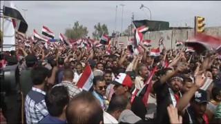 Video: Uutisvideot: Mielenosoittajien joukko tunkeutui parlamenttiin
