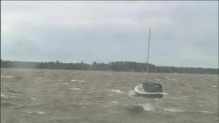 Video: Uutisvideot: Tuuli yltyy Vaasassa – tuhot vielä pieniä