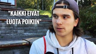 """Video: Yle Uutisluokka: """"Tytöille annetaan helpommin anteeksi"""" – tällaisiin ennakkoluuloihin törmätään koulussa"""