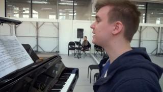 Audio: Muusikko Risto Kupiainen