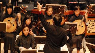 Audio: Helsingin juhlaviikot 2015: Hong Kongin kiinalainen orkesteri