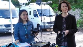 Audio: Suomen luonnon päivän suojelija Jenni Haukio