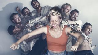 Audio: Seitsemän veljestä naismankelissa