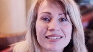 Audio: Kirjailija Kristiina Bruun ja romaani Kaikki mikä on sinun