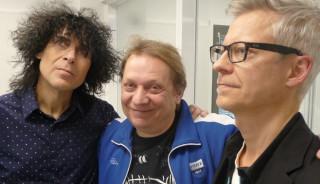 Audio: Vieraana lauluntekijä Heikki Salo