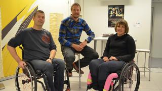 Audio: Pyörätuolirugby - väkivaltaa vai urheilua?