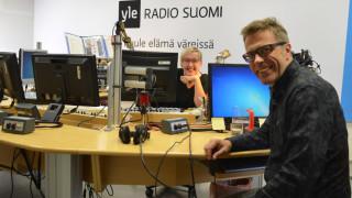 Audio: Jari ja Olga, sisäiset sankarit samassa studiossa