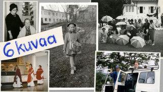 Audio: Piispa Irja Askolan elämän kuusi kuvaa