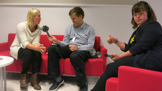 Audio: Legendaariset selostajat: Inka Henelius