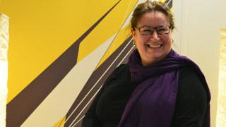 Audio: Kaisa Haatanen kirjoittaa rohkeasti kalkkunakirjallisuutta