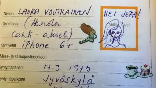 Audio: Laura Voutilainen