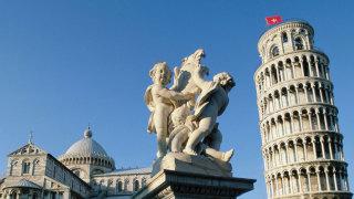 Audio: Guggenheim, tuo kansakunnan Pisan torni