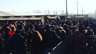 """Audio: """"On järkyttävää nähdä, kuinka paljon pakolaisia on liikkeellä"""""""