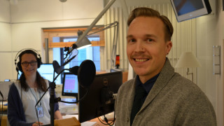 Audio: Ykkösaamun juontaja Olli Seuri
