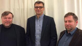 Audio: Vieraana valtakunnansyyttäjä Matti Nissinen