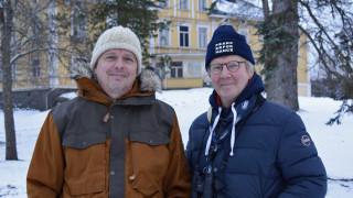 Audio: Luonto-Suomen talvi