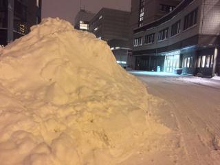 Audio: Snow