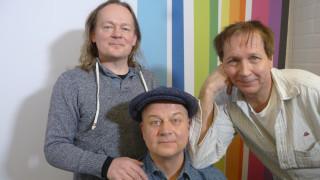 Audio: Vieraina Teleks-yhtyeen Pepe Johansson ja Markus Koskinen