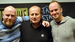 Audio: Vieraana Aurinkokuningas Juhani Tamminen