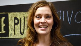 Audio: Tiina Lymi: En tunge valokuvissa eturiviin
