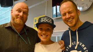 Audio: Vieraana triathlonisti Kaisa Lehtonen