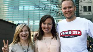 Audio: Tubeconista on tulossa maailmanlaajuinen tapahtuma