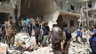 Audio: Piiritetyn Aleppon ahdinko syvenee