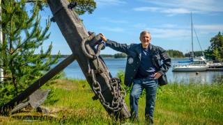 Audio: Kokka kohisten kohti Itämeren pelastajan laituria