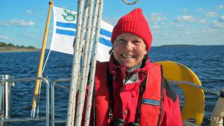 Audio: Tiukkaa kryssiä suuntana Kotka Rankki, ohutta yläpilveä