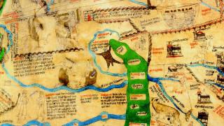 Audio: Osa 1/3: Kristilliset mappa mundit ja merenkulkijoiden portolaanikartat