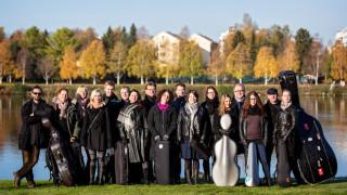 Audio: Lapin kamariorkesterin konsertissa klarinettikonserttojuhlaa
