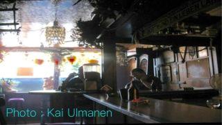 Audio: Hiljaisten miesten baarii