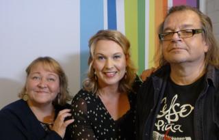 Audio: Vieraana laulaja-lauluntekijä Heidi Puurula