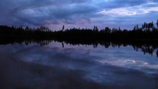 Audio: Sininen hiljaisuus - luontoelämyksiä hämärän aikaan