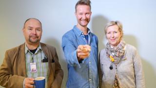 Audio: Ahvenanmaa ja pienet vihreät miehet