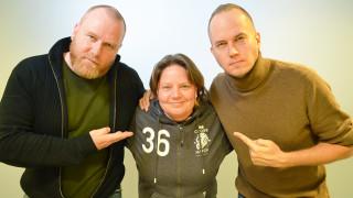 Audio: Vieraana Marianne Miettinen