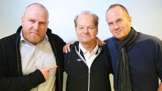 Audio: Vieraana Antti Muurinen