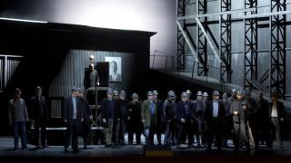 Audio: Rautavaaran esikoisooppera Kaivos ensimmäistä kertaa oopperalavalla
