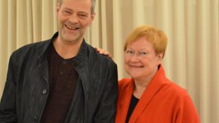 Audio: Itsenäisyyspäivän aattona vieraana presidentti Tarja Halonen