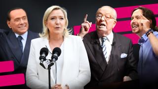 Audio: Osa 2/3: Ranska, Espanja ja Italia - nationalismin hurmaa ja diktatuurin haamuja