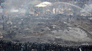 Audio: Saatana saapuu Ukrainaan
