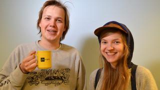 Audio: Itä-Hollola Installaatio kasvoi yhden miehen projektista kolmen hengen bändiksi