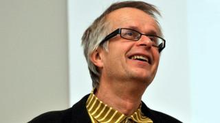 Audio: Miten minusta tuli minä. Toimittaja Ilkka Malmberg